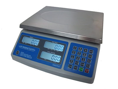 Scale Weighing Systems Introduces the New SWS-PSC Series Price Computing Scale