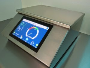 New Vantage Compact Industrial SPC Scale from SG Systems