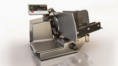 Bizerba presents an entry-level Slicer with Integrated Weighing Function