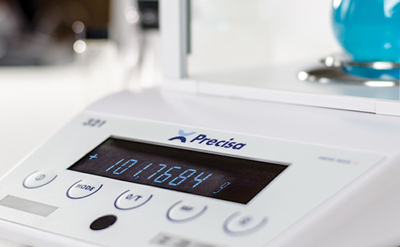 Precisa Weighing Instruments Exclusive to Intelligent Weighing Technology, Inc.