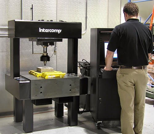Intercomp is Awarded United States Air Force Contract for Eleven Calibration Presses