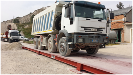 New Modular T5/H31 Out Ground Weighbridge from Società Bilanciai Internazionale