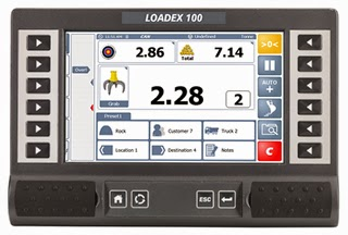RDS Technology launched the LOADEX 100 Scale for Excavators