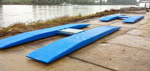 Welvaarts Weighing Systems is introducing their New Certified Mobile Weighing Bridge