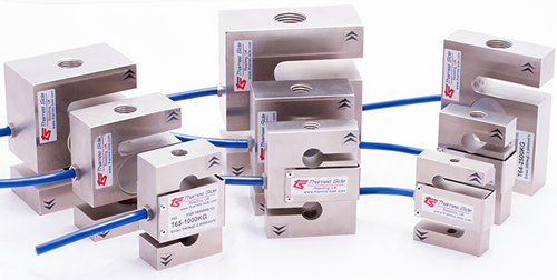 Thames Side launches New Range of S-type Load Cells for high accuracy weighing