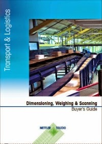 New Mettler Toledo's Buyers Guide Explains Dimensioning Weighing and Scanning Solutions and Offers Guidance for Purchasing One