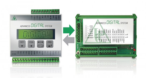 Pavone Sistemi launched the ADVANCED DIGITAL SYSTEM that allows the digital management of analog load cells