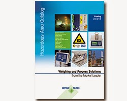 Get Expert Solutions for Industrial Weighing Applications in Updated Hazardous Area Catalog from METTLER TOLEDO