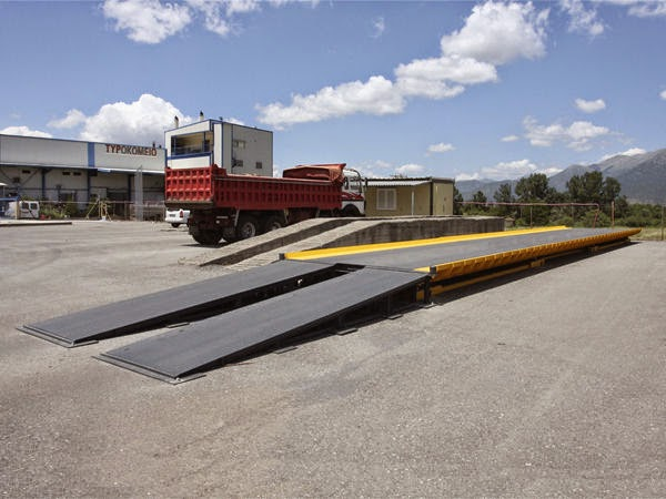 Leon Engineering's cost-effective DIY weighbridge addresses increased mobility requirements in mining, construction and agriculture
