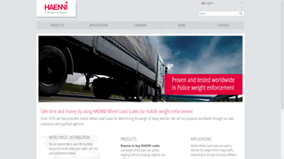The New Website from HAENNI Instruments is Online
