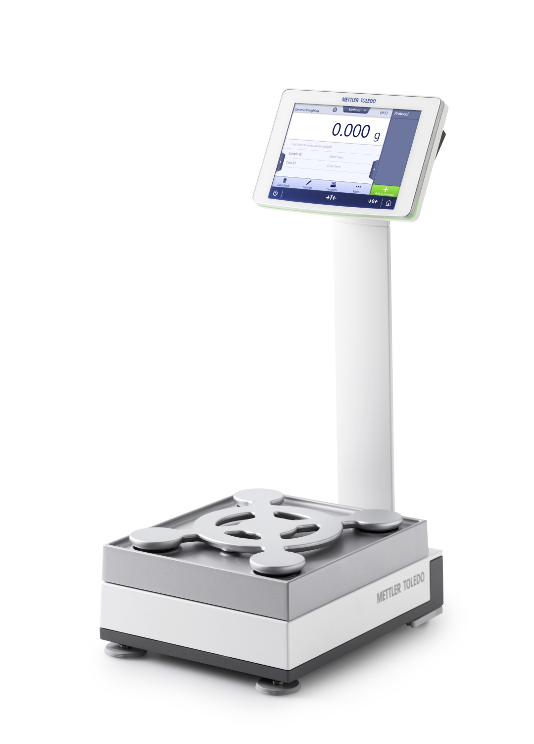 Mettler Toledo XPR Precision Balances – Go beyond weighing