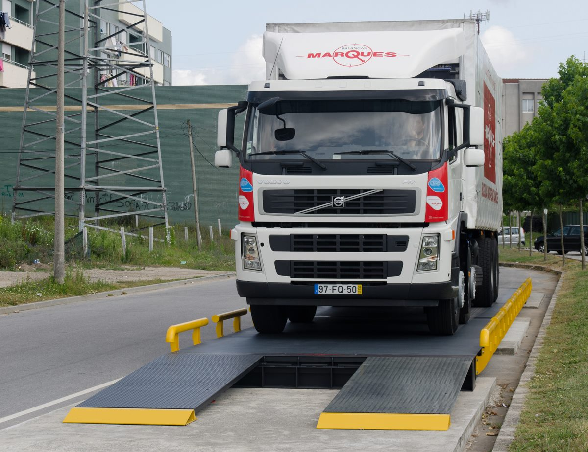 Balanças Marques Weighbridge PCM M1500