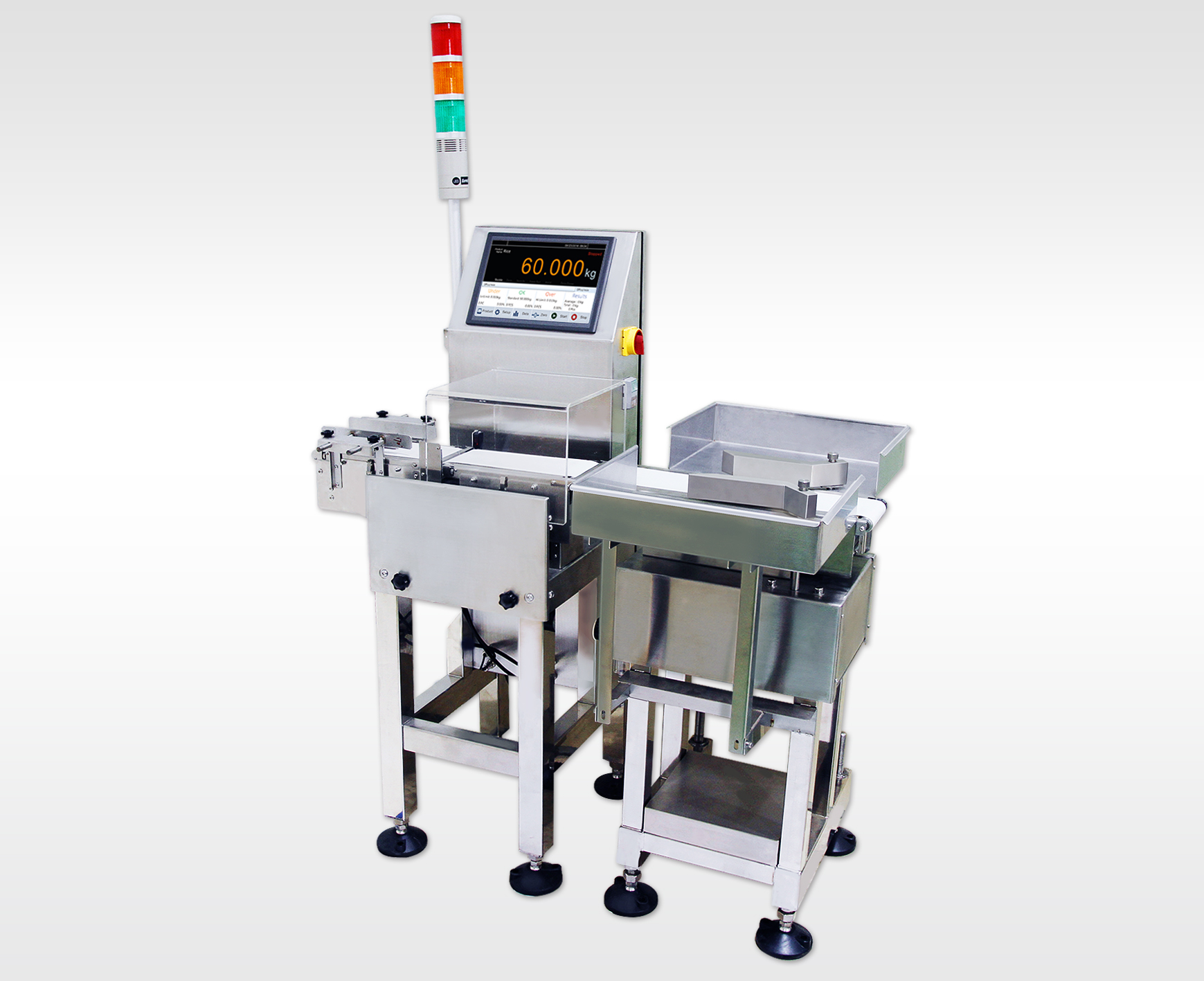 General Measure Checkweigher C101A-100G